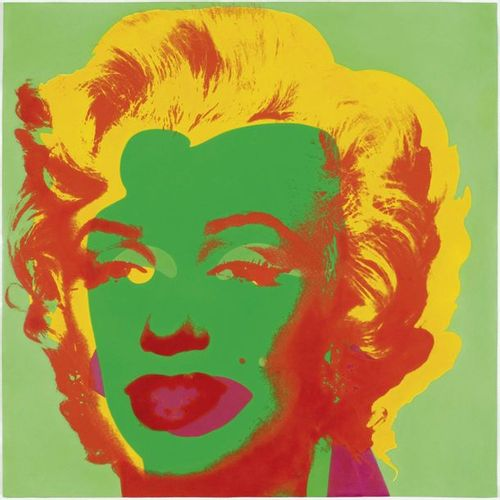 *ANDY WARHOL (Pittsburgh 1928 1987 New York )From: Marilyn Monroe (Marilyn). 196…