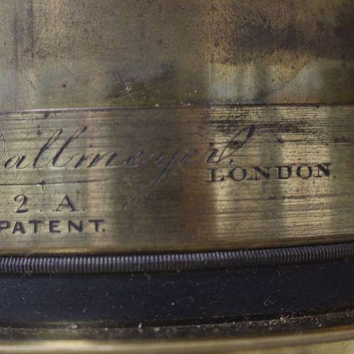DALLMEYER, Londres DALLMEYER, Londres  SIX OBJETCIFS en bronze et laiton   n°1a …