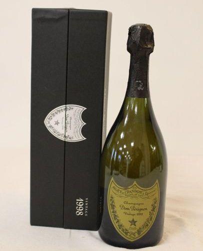 1 Blle Champagne DOM PÉRIGNON Brut 1998 1 Blle Champagne DOM PÉRIGNON Brut 1998 …