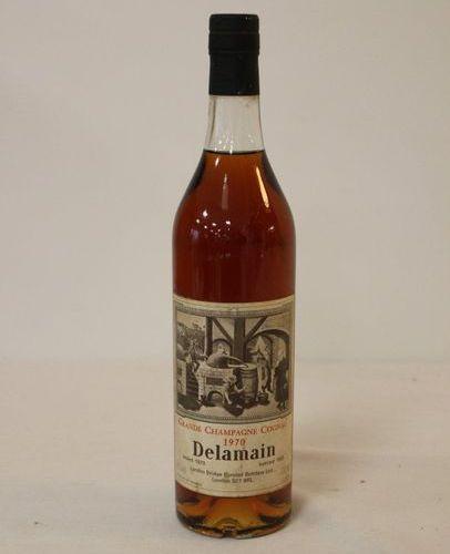 1 Blle Grande Champagne Cognac DELAMAIN 1970 1 Blle Grande Champagne Cognac DELA…