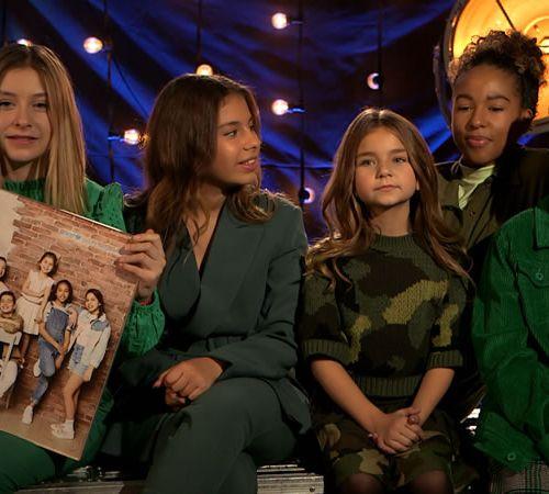 Kids United Valentina, Ilyana, Gloria, Dylan et Nathan, font un énorme cadeau à …