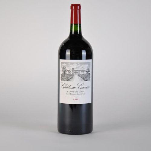 Château Canon Magnum 2018 Lot d'1 Magnum, Bordeaux, Saint Emilion 1er Grand Cru …