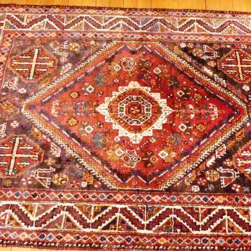 Oriental carpet. 165 x 119 cm. LOT SOLD ON DESIGNATION.