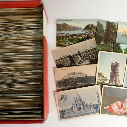 Lot de cartes postales Asie Syrie Divers. 550 env.