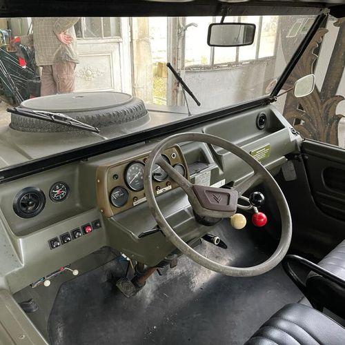 Citroën Mehari 4 X 4 1982. Véhicule de seconde main mais très peu roulé par le s…