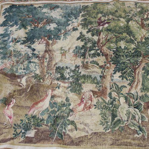 机械挂毯。181 x 194厘米。