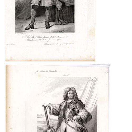 Antiquités, Varia, Gavard 's Galerie historique de Versailles / Grand Conflit de…