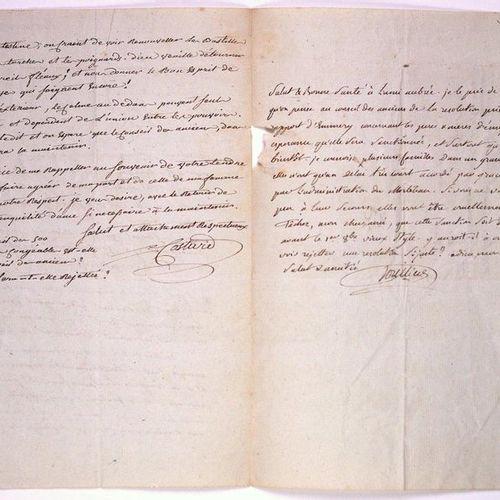 ILLE AND UGLY. 1797. Deputy COSTARD (Alexis Joseph) born in Saint Méen (Ille et …