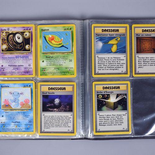 NEO DISCOVERY  Bloc Wizards  Collection complète de l'extension en seconde éditi…