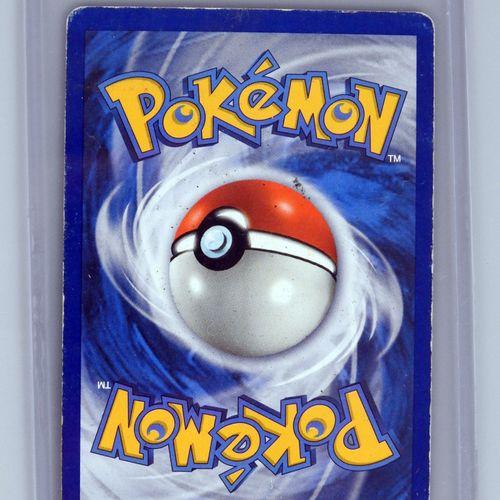 TORTANK Ed 1  块状魔法师基本套装2/102  状况一般的口袋妖怪卡,有擦痕