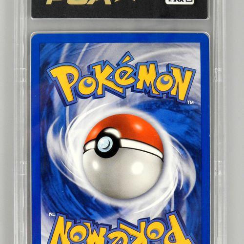 ELECTRODE Ed 1  Bloc Wizards Jungle 2/64  Carte pokémon notée PCA 8/10