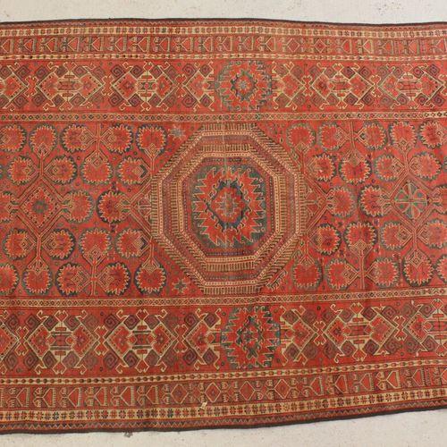 Important et rare ERSARI BESHIR (Asie centrale, Turkmèn) 1ere partie du XIXe siè…