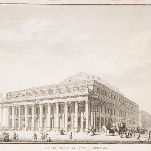 Victor LOUIS (17311800) and Gabriel POULLEAU (born in 1749) Grand Théâtre de Bor…