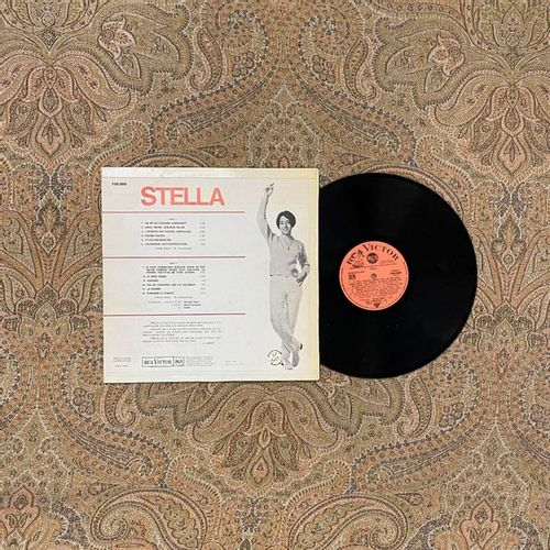 FRANCAIS 1 disque 33 T Stella  EX; EX  60's