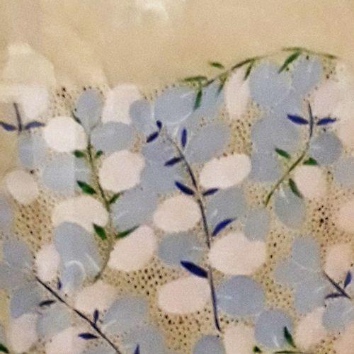 Robert BONFILS (1886 1972)  Branchage naif  Gouache  38 x 56 cm