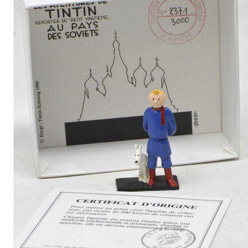 Tintin au pays des Soviets HERGÉ/PIXI  Hergé : Tintin série n°1 Intermédiaire  T…