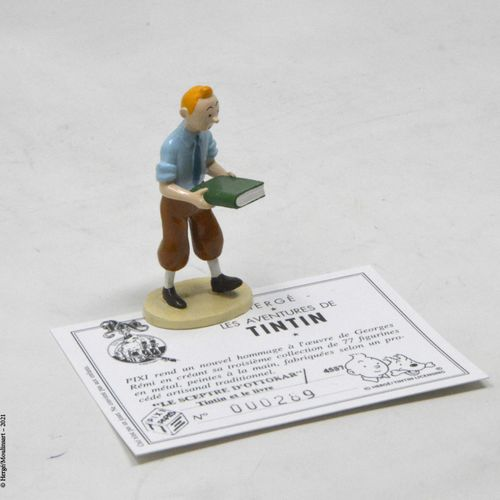 Le sceptre d'Ottokar HERGÉ/PIXI  Hergé : Tintin série n°3  Le sceptre d'Ottokar …