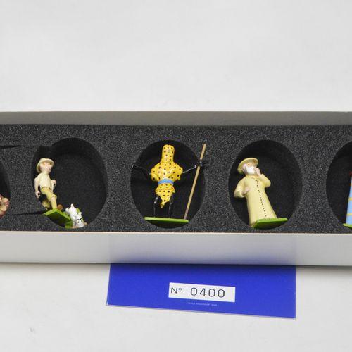 Tintin au Congo HERGÉ/MOULINSART  Hergé : Mini/2e Collection Moulinsart Plomb  T…