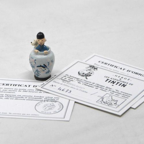 LE LOTUS BLEU HERGÉ/PIXI  Hergé : Tintin série n°2  Le Lotus bleu : Tintin et Mi…