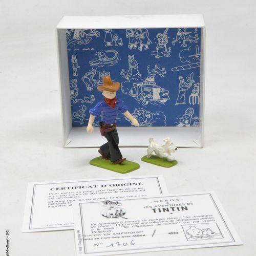 Tintin en Amérique HERGÉ/PIXI  Hergé : Tintin série n°2  Tintin en Amérique : Ti…