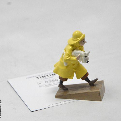 L'étoile mystérieuse 赫格/皮克斯(HERGÉ/PIXI  Hergé :穆林萨特铅/经典系列  神秘的明星:丁丁打蜡(2000)。  编号…
