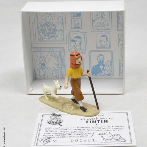 Les cigares du pharaon HERGÉ/PIXI  Hergé : Tintin série n°3  Les cigares du phar…