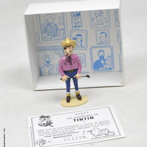 Vol 714 pour Sidney HERGÉ/PIXI  Hergé : Tintin série n°3  Vol 714 pour Sidney : …