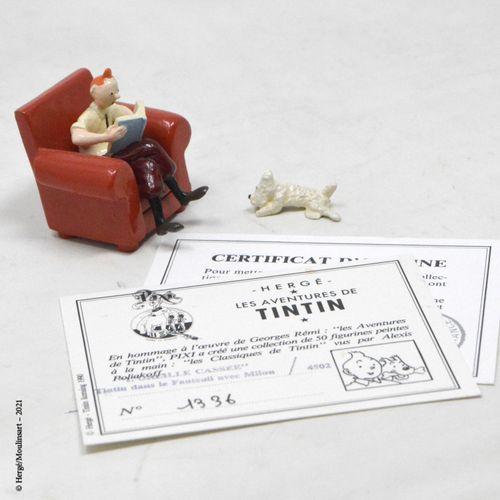 L'oreille cassée HERGÉ/PIXI  Hergé : Tintin série n°2  L'oreille cassée : Tintin…