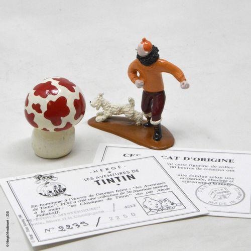 L'étoile mystérieuse HERGÉ/PIXI  Hergé : Tintin série n°2  L'étoile mystérieuse …