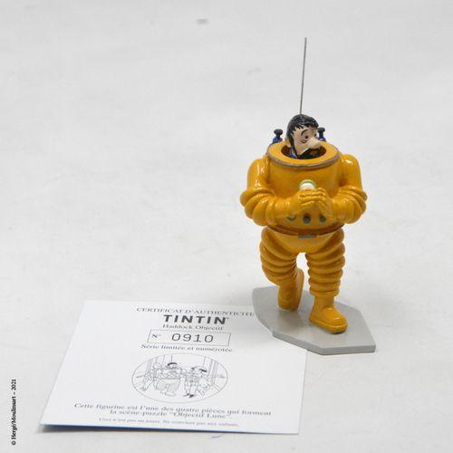 OBJECTIF LUNE HERGÉ/PIXI  Hergé : Moulinsart Plomb/Collection Classique Scène pu…