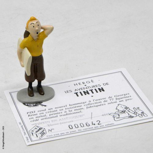 Tintin en Amérique HERGÉ/PIXI  Hergé : Tintin série n°3  Tintin en Amérique : Ti…