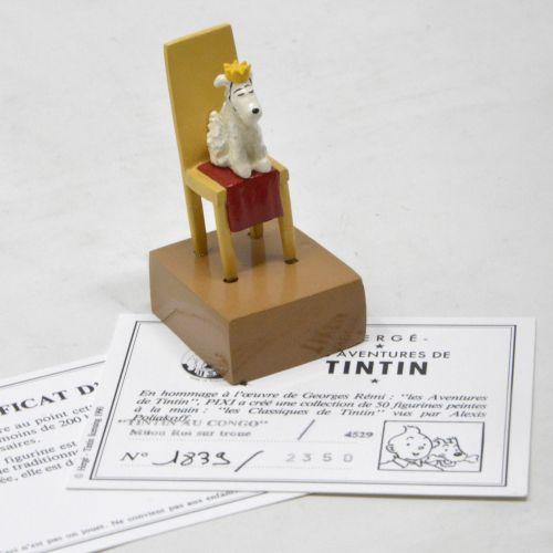 Tintin au Congo HERGÉ/PIXI  Hergé : Tintin série n°2  Tintin au Congo : Milou ro…