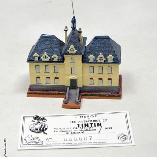 TINTIN HERGÉ/PIXI  Hergé : Les Objets du Mythe  Le Château de Moulinsart (1996) …
