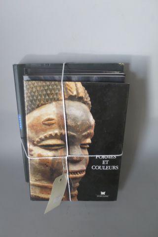 5 livres – Art d'Afrique et d'Océanie ( Barbier Muller ) Chefs d'œuvres du Musée…