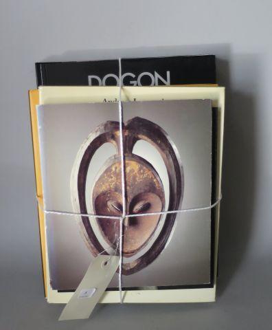 6 livres – L'art d'être un homme ( Dapper ) Dogon ( Dapper ) L'art africain ( La…