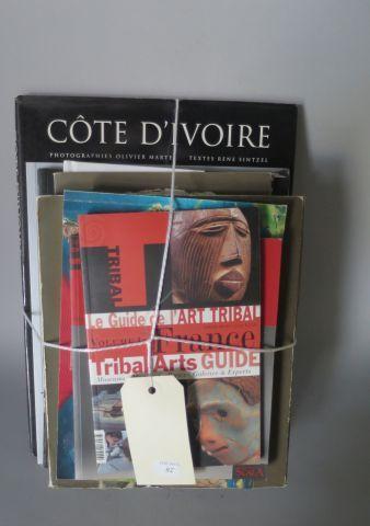 10 livres – Côte d'Ivoire (Sintzel ) Nigéria ( collection Jacques Kerchache) – C…