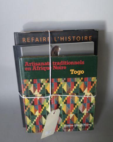 5 livres – Empreintes d'Afrique ( B. Von Lintig ) Refaire l'Histoire ( Editions …