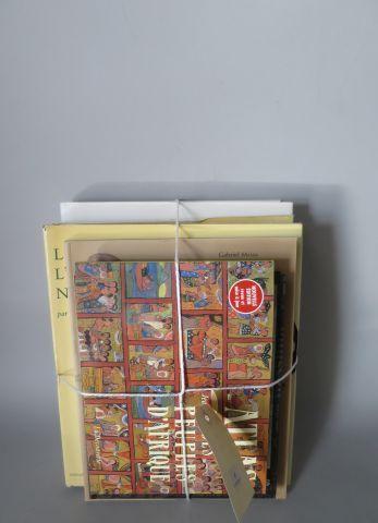 5 livres – Collection du Musée du Quai Branly ( Skira Flammarion ) L'art de l'Af…