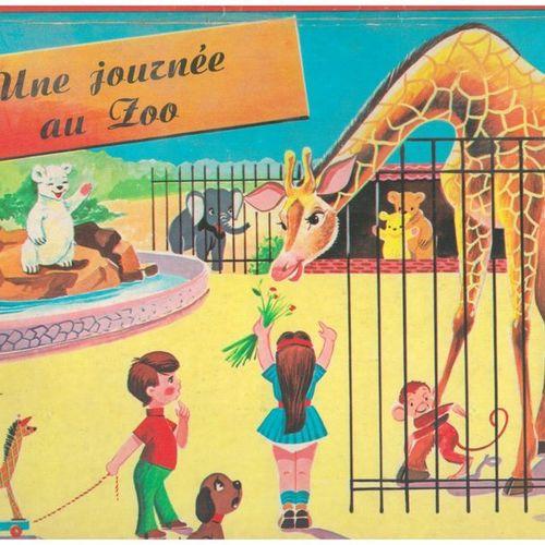 A day at the zoo. Collection les Beaux Jours. S. L.: Edition René Touret S.A., L…