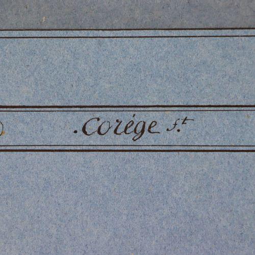 Attribué à Jean de SAINT IGNY (vers 1595 1649)  Etude de tête  Sanguine  18,3 x …