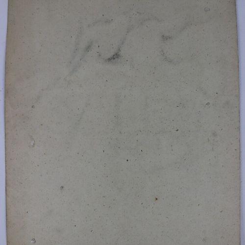 Charles Emile JACQUE (1813 1894).  Ensemble de trois dessins figurant une charet…