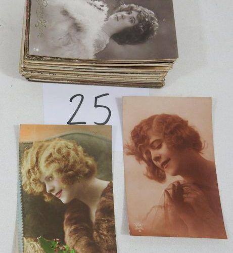 Fantasies / women  approx. 140 cpa