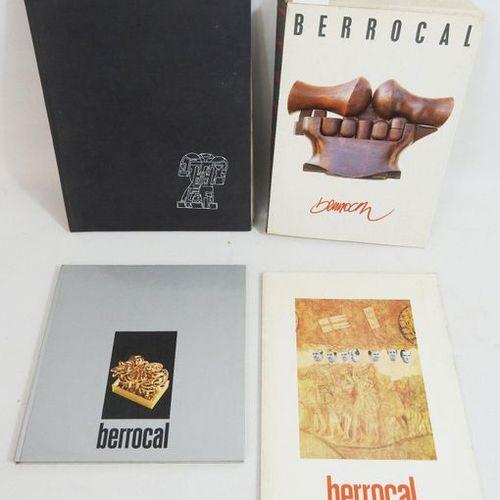 BERROCAL: Puzzle berrocal 1976 78, variation sur le thème de l'hommage à Picasso…