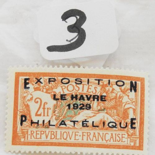 France  Postage stamp no. 257 A, mint without hinge