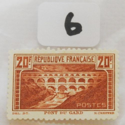 France  Postage stamp n°262, mint with hinge
