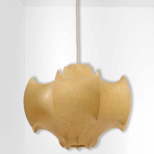 Achille Castiglioni, Suspension mod. Taraxacum avec structure en métal et revête…