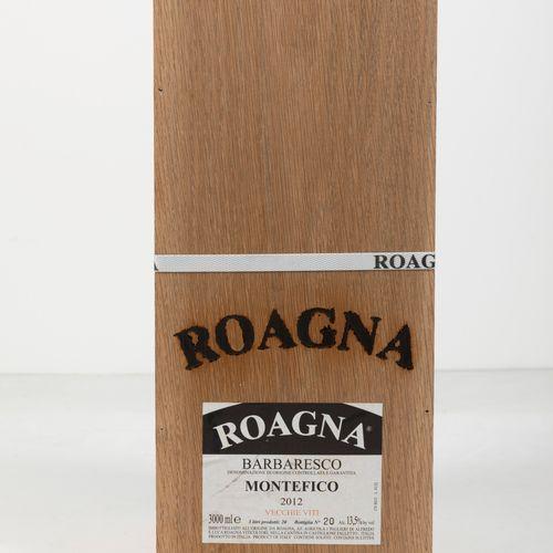 Roagna, Barbaresco Montefico, (1 DMg) 2012 OWC密封