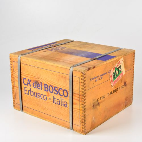 Ca' del Bosco, Pinero, (6 Mgs) 1988 OWC sigillata