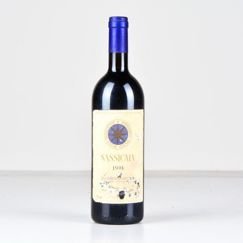 Tenuta San Guido, Sassicaia, (1 Bt) 1994 1 Bt BN