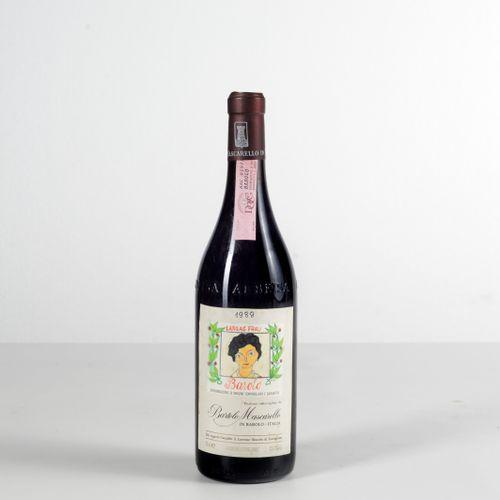 Bartolo Mascarello, Barolo Artist Label, (1 Bt) 1989 1 Bt WN